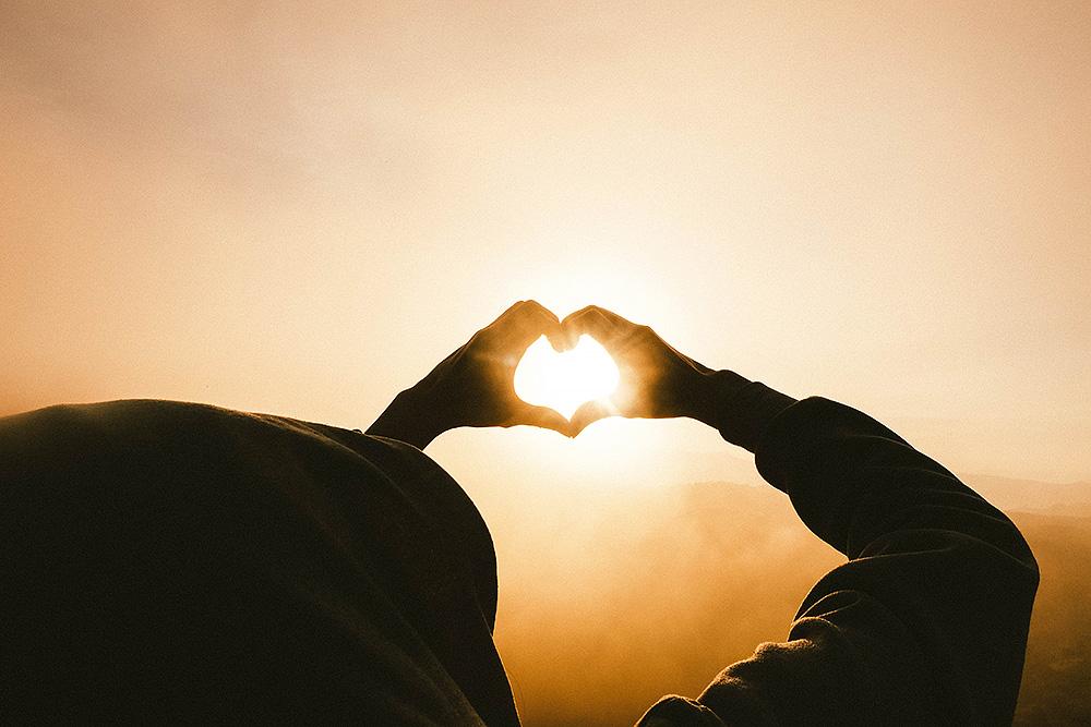a positive heart